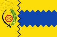 Bandera de Lagata