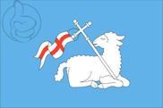 Bandera de Albagés