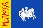 Flag of Mara (Zaragoza)
