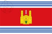 Flag of Munébrega