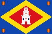 Bandera de Torralba de Ribota