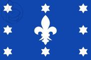 Flag of Vallcebre