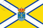 Flag of Santa Marta de Tormes
