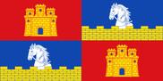 Bandera de Medina de Rioseco
