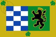 Bandera de Belmonte de Tajo
