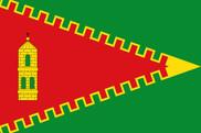 Bandera de Ruesca