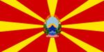 Bandera de Macedonia C/E