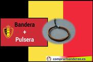 Bandera de Bélgica + pulsera
