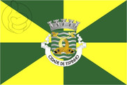 Flag of Espinho Municipality