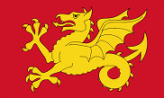 Bandera de Wessex