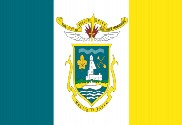 Bandera de Yellowknife