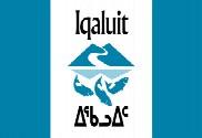 Bandera de Iqaluit