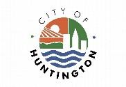 Bandera de Huntington, Virginia Occidental