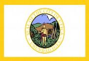 Bandera de Utica (Nueva York)