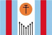 Bandera de Ciudad de Corrientes