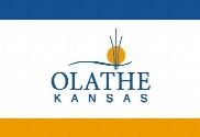 Bandera de Olathe, Kansas