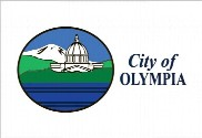Bandera de Olympia (Washington)