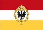 Bandiera di Galeoni Spagna Carlos V