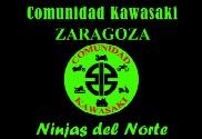 Flag of Community Kawasaki Zaragoza