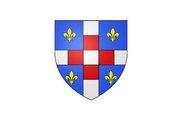Bandera de La Chapelle-Saint-Mesmin