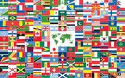 Bandeira do mundo