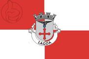 Bandera de Lagoa (Açores)