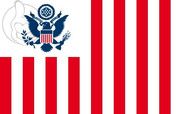 Bandera de Servicio de Aduanas de Estados Unidos