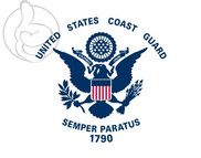 Flag of United States Coast Guard