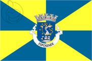 Bandera de Esposende