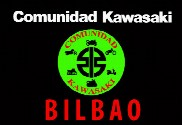 Bandera de Comunidad Kawasaki Bilbao