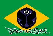 Bandera de Brasil Tomorrowland