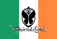 Bandera de Irlanda Tomorrowland