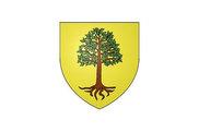 Bandera de Aulnay-sous-Bois