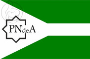Drapeau de la Peuple Nationaliste Andalou
