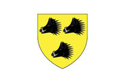Bandera de Montgeroult