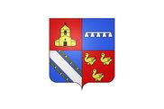 Bandera de Villeneuve-le-Comte