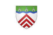 Bandera de Trizay-Coutretot-Saint-Serge