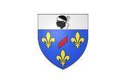 Bandera de Moret-sur-Loing
