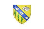 Bandera de Barjouville