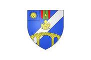 Bandera de Saint-Fargeau-Ponthierry