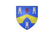 Bandera de Civray-de-Touraine