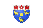 Bandera de Le Plessis-Dorin