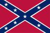 Bandera de Estados Confederados de Am�rica 1861