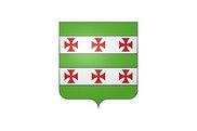 Bandera de Saint-Gondon
