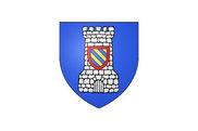 Bandera de Semur-en-Auxois