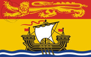 Flag of New Brunswick