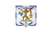 Bandera de Corpeau