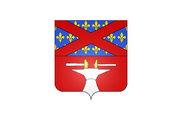 Bandera de Montigny-sur-Aube