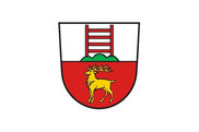 Bandera de Krauchenwies