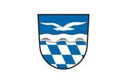 Bandera de Herrsching am Ammersee